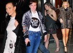 Taylor Swift Lorde Birthday Squad NYC Pics Video