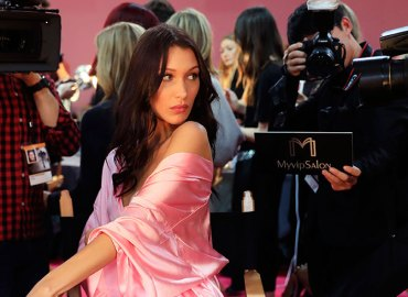 Victoria secret 2016 fashion show paris bella gigi hadid kendall jenner
