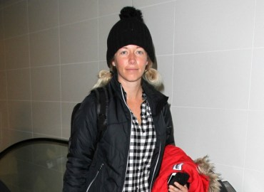 Kendra wilkinson no makeup airport