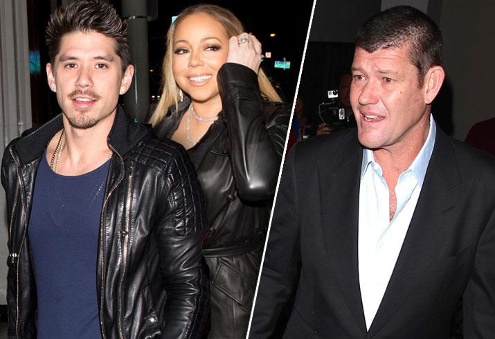 Mariah Carey Boyfriend Bryan Tanaka Engagement Ring Ex James Packer