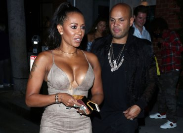 Mel B Stephen Belafonte spotted another woman cheating