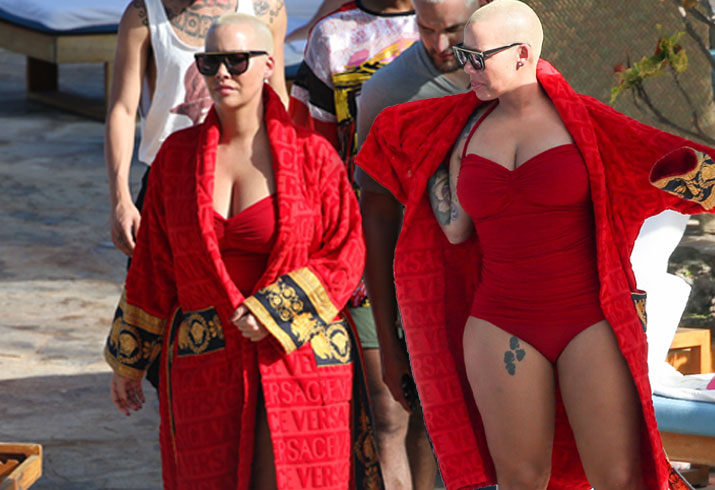 amber-rose-red-swimsuit-plastic-surgery-rumors-pics-3