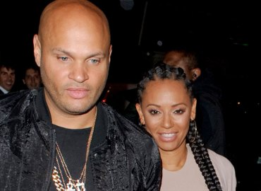Former spice girl mel b photos Stephen belafonte mystery woman relationship