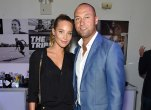 Hannah jeter pregnant derek jeter first time father hollywood babies