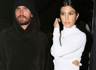 Kourtney Kardashian Scott Disick Partying Girls Breakup Video