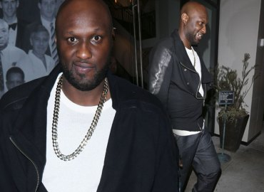 Lamar Odom Spotted Post Divorce Kardashian Revenge Spinoff