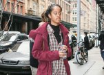 Malia obama partying nyc aspen hides face