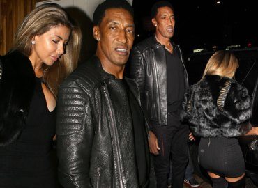 Scottie Pippen Larsa Divorce Reunite Back Together Video
