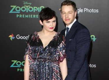 Ginnifer Goodwin Josh Dallas married on set once upon a time video