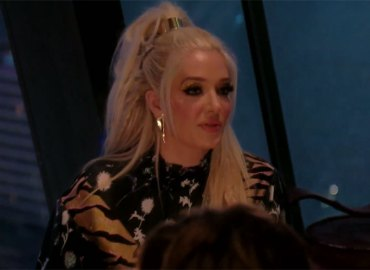 Erika girardi breaks down sobs over cop son rhobh