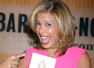 Hoda kotb adopts girl haley joy cancer today show video