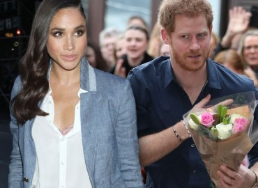 Prince Harry Meghan Markle Wedding Rumors Sex Scene Video