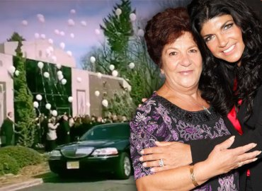 RHONJ Teresa Giudice Mom Dead Funeral Video