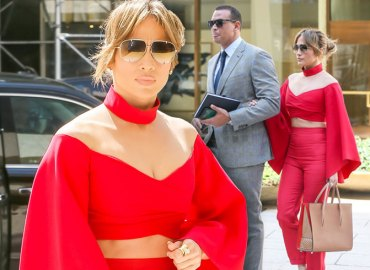 Alex Rodriguez Jennifer Lopez Dating Red Outfit Boobs Video