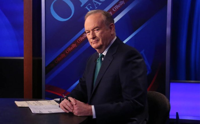 Bill OReilly Fired Fox Sexual Harassment Scandal