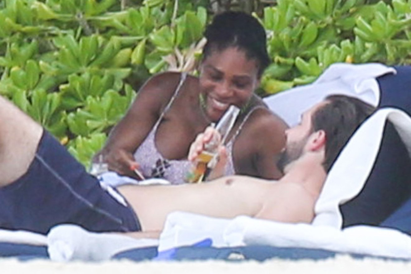 Who serena williams dating now 7
