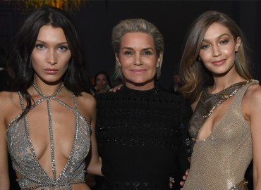 Yolanda hadid daughters feud pp