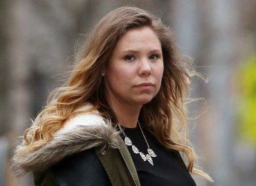 *EXCLUSIVE* Teen Mom Kailyn Lowry takes in the sights in New York City