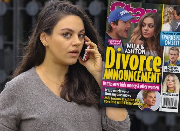 Ashton Kutcher Mila Kunis Marriage Trouble Secrets