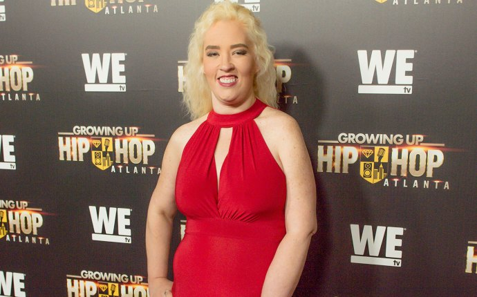 Mama june weight loss red dress premiere