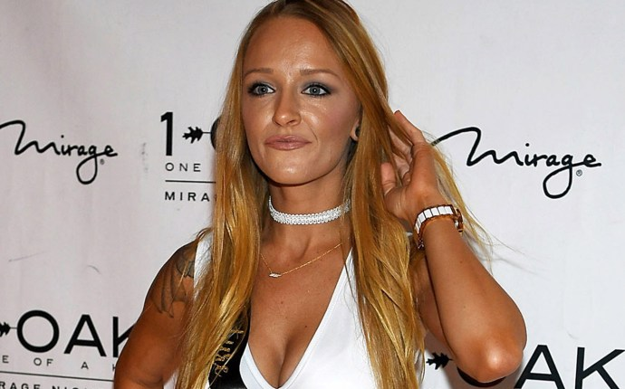 Teen Moms OG Star Maci Bookout Celebrates Bachelorette Party At 1 OAK Las Vegas