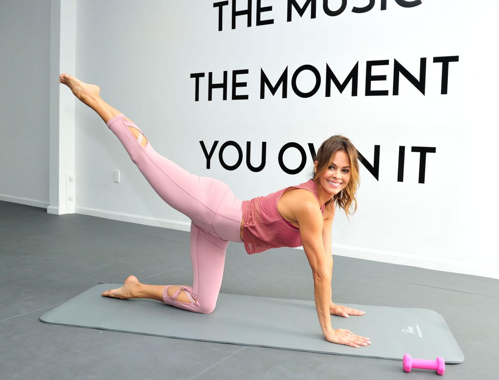 Brooke burke fitness