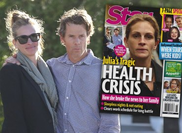 Julia Roberts Health Crisis Doctor