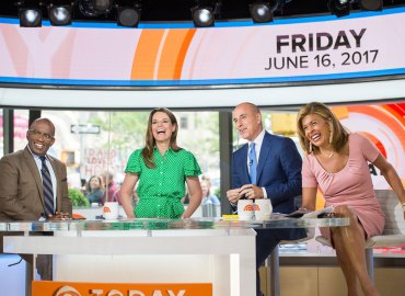 Matt lauer savannah guthrie today show secrets tell all