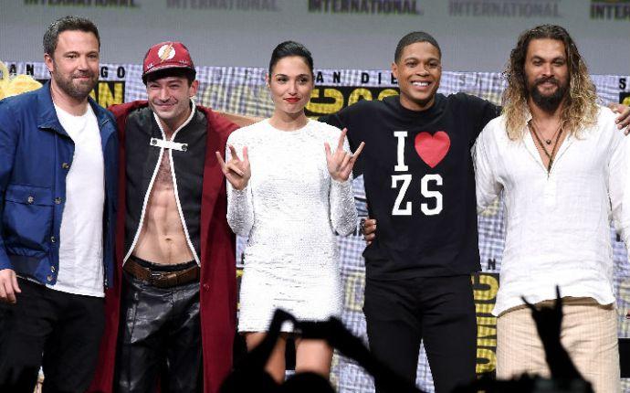Comic Con Celebs