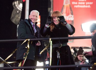 Anderson cooper still friends kathy griffin fired cnn