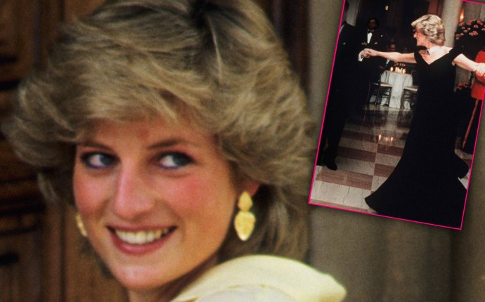Princess diana famous friends