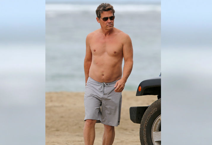 Is Actor Josh Brolin on Steroids? | Star Magazine