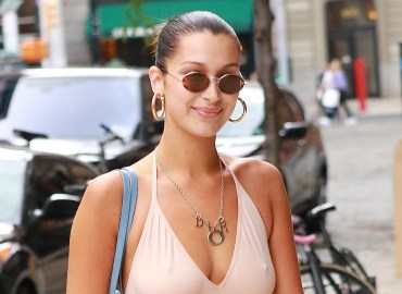 Bella Hadid oozes Sexy Appeal in NYC