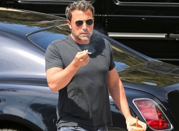 Ben affleck blew off fans shocking public appearance