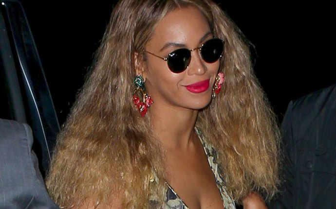 Beyonce hires army nannies help care twins rumi sir