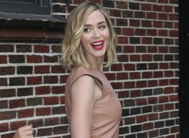 Emily blunt diva set mary poppins sequel