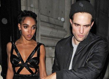 Robert pattinsons fiancee fka twigs ditches engagement ring