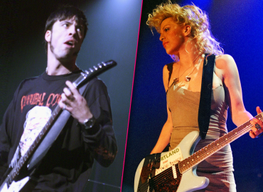 Dave Growl Courtney Love Feud star