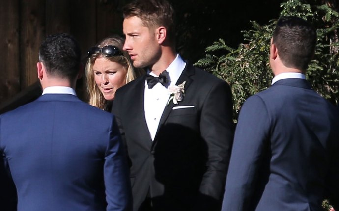 Photos Justin Hartley Chrishell Stause Married feature2