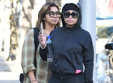 Blac chyna bares butt totally see through leggings saks fifth  kardashian lawsuit feature