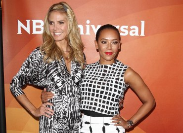 Heidi klum mel b secret lovers