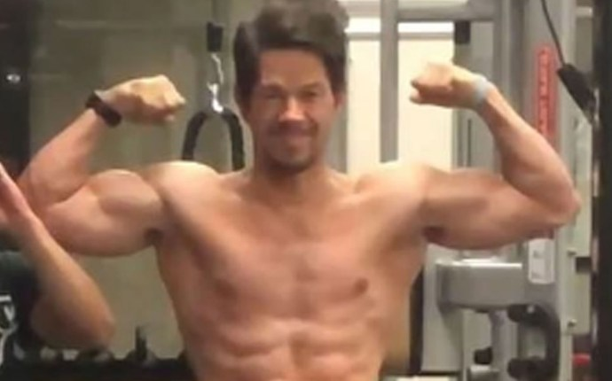 Mark wahlberg workout performance inspired nutrition video star pp