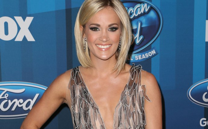 Carrie underwood pp