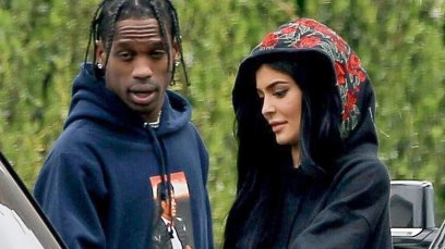 Kylie jener travis scott together for the first time in months