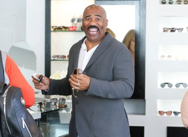 Steve harvey pp