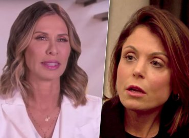 Carole radziwill bethenny frankel fight rhony