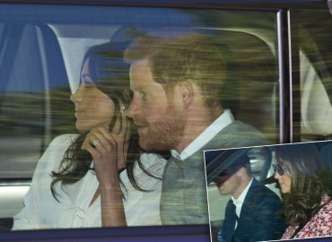 Meghan markle prince harry wedding rehearsal