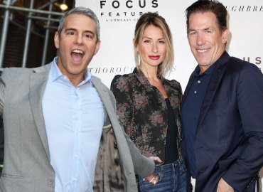 Andy Cohen Thomas Ravenel Ashley Jacobs Southern Charm Dump