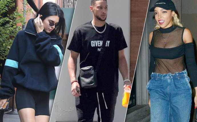 Ben Simmons Tinashe Following Kendall Jenner