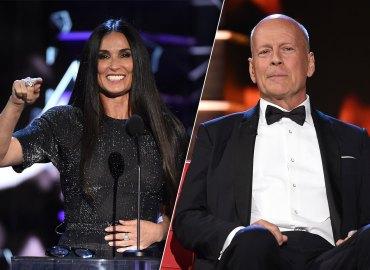 Demi Moore Roasts Bruce Willis
